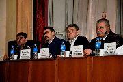 Визит главы администрации УГО в Воздвиженку