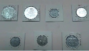 Старинные монеты различных государств обнаружили должностные лица таможенного поста Уссурийской таможни у гражданина Китая