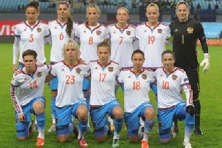 Женская сборная России по футболу вышла на чемпионат Европы-2017
