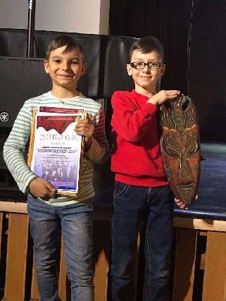 Двойной победой отметили юные уссурийские артисты День театра