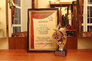 Драматический театр ВВО вернулся из Москвы с дипломом фестиваля «Звездная маска»