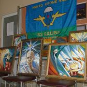 Владимир Савин открыл для уссурийцев свой Космос (7 фотографий)