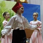 Детские новогодние спектакли и мюзиклы прошли в Уссурийске (9 фотографий)