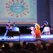В Уссурийске прошел ХI фестиваль корейской культуры школ Приморья (3 фотографии)