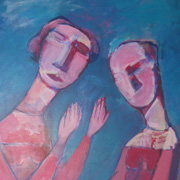 Выставка картин Алексея Филатова открылась в Уссурийске (8 фотографий)