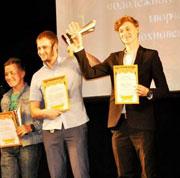 Детская театральная студия «Маска» театра драмы имени В.Ф. Комиссаржевской выиграла Гран-при фестиваля «Вдохновение – 2016»