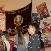 Выставка, посвященная 75-летию Приморья, открылась в городском музее (3 фотографии)