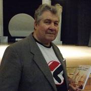 Поэт из Уссурийска презентовал книгу «Живём в эпоху перемен» (3 фотографии)