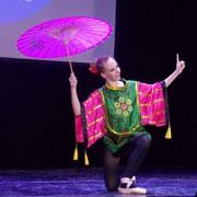 «Радуга танца» прошла в Уссурийске (3 фотографии)
