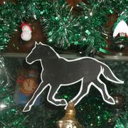 Выставка раритетной новогодней игрушки открылась в Уссурийске (3 фотографии)