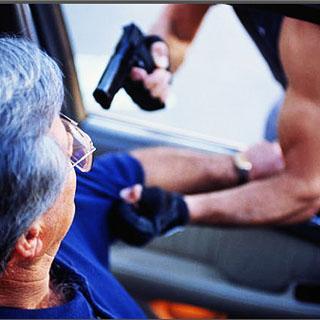 Задержан уссуриец, ограбивший таксиста