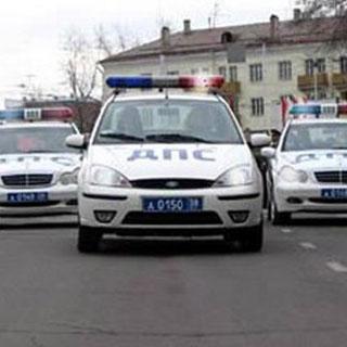 Полицейские Уссурийска остановили нарушителя с помощью оружия