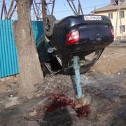 ДТП со смертельным исходом произошло в Уссурийске (3 фотографии)