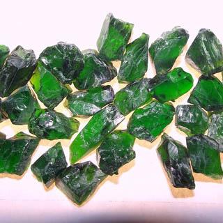 Контрабандные ювелирные камни останутся в Уссурийске