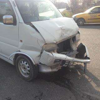 Устанавливаются обстоятельства автоаварии с тремя пострадавшими в Уссурийске
