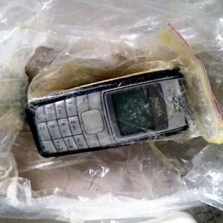 Мобильник в СИЗО за 2 тысячи рублей