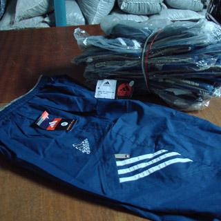 Контрафактный «Adidas» изъят на Уссурийской таможне