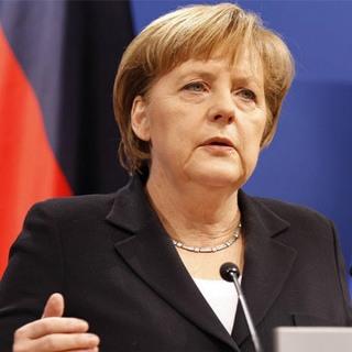 Меркель: Режим прекращения огня не выполняется