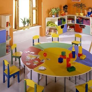 Подтопленный детский сад готов к работе
