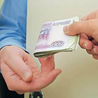 Уссурийский взяточник «попал» на 12 млн руб.