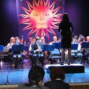 В краевом колледже культуры Уссурийска стартовали дипломные концерты (4 фотографии)
