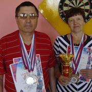 Очередной успех уссурийских дартсменов! (10 фотографий)