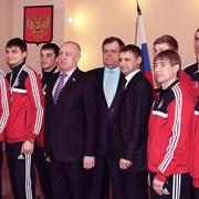 Уссурийские футболисты завоевали Кубок Дальнего Востока!