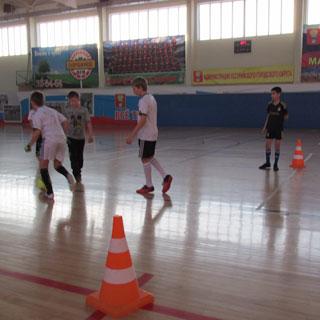 В Уссурийске завершился новогодний турнир по мини-футболу среди детских команд