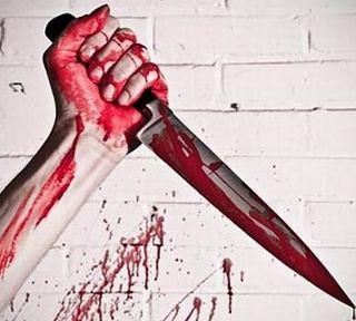 Бомж вонзил нож в грудь своему собутыльнику