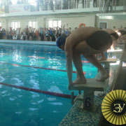 Открытое первенство по плаванию «Уссурочка» состоялось в Уссурийске (4 фотографии)