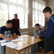 Юные радисты Приморья собрались в Уссурийске (12 фотографий)