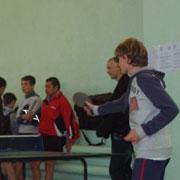 Уссурийские теннисисты разыграли кубок чемпионата УГО (3 фотографии)
