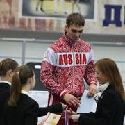 Эдуард Вердин из Уссурийска стал чемионом России по ушу (2 фотографии)