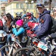 Велопробег памяти, стартовавший из Уссурийска, становится популярным (10 фотографий)