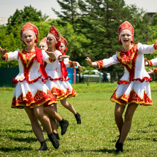 Фестиваль «Самоцветы Приморья»