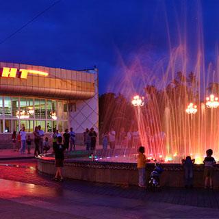 Судьбу излюбленного уссурийцами фонтана у «Горизонта» решат на общественных слушаниях