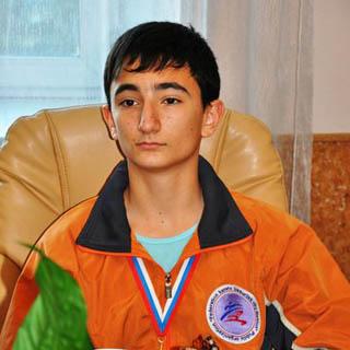 Евгений Корж поздравил каратистов