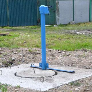 Новые водоразборные колонки установлены в селе Алексей-Никольское