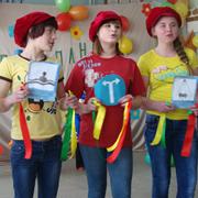 Юные инспекторы движения Уссурийского округа отметили 40-летний юбилей (5 фотографий)