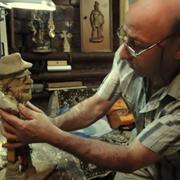В Уссурийске открылась выставка «Деревянных дел мастер» (12 фотографий)