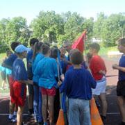 В Уссурийск пришло спортивное лето (6 фотографий)