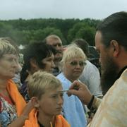 Около 150 человек приняли крещение под Уссурийском (18 фотографий)