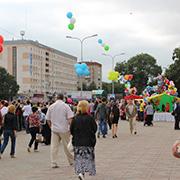Уссурийск отметил свой день рождения (5 фотографий)