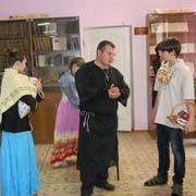 День русского языка отпраздновали в Уссурийске (3 фотографии)