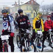 В Уссурийске состоялся велопробег в память погибших воинов (8 фотографий)