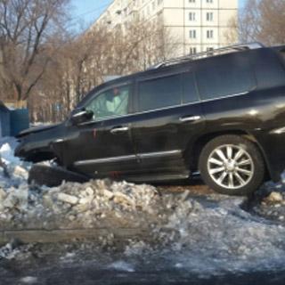 """Нашелся водитель """"окровавленного"""" брошенного джипа в Уссурийске"""