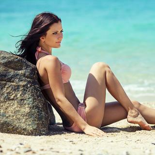 Конкурс «Королева пляжа» подошёл к концу