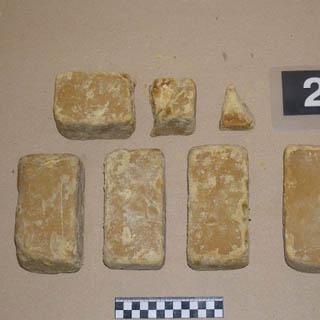 В Уссурийске иностранец нашел взрывчатку