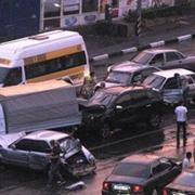 В Саратове фура протаранила 37 машин