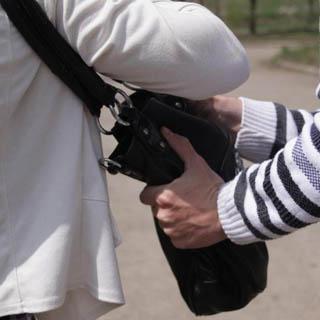 В Уссурийске задержали похитителя мужских сумок